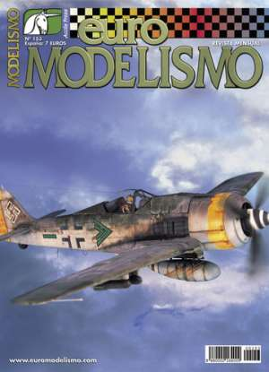 Euro Modelismo 153  (Vista 1)