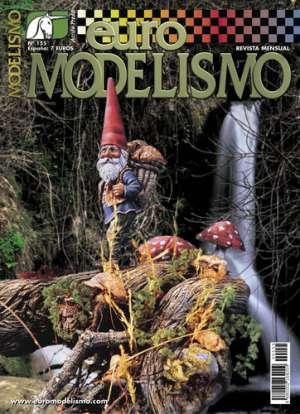 Euro Modelismo 155 - Ref.: ACCI-EM0155