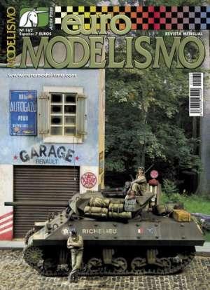 Euro Modelismo 162  (Vista 1)