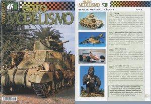 Euro Modelismo 167  (Vista 1)