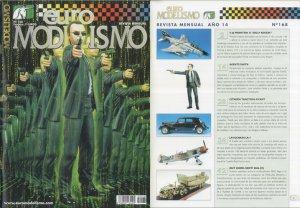 Euro Modelismo 168  (Vista 1)