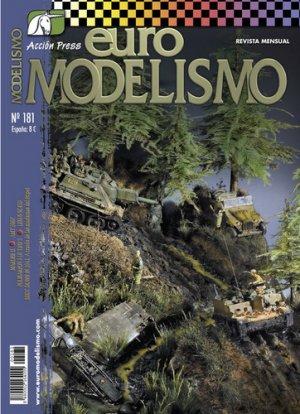 Euro Modelismo 181 - Ref.: ACCI-EM0181