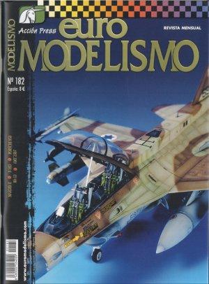 Euro Modelismo 182 - Ref.: ACCI-EM0182