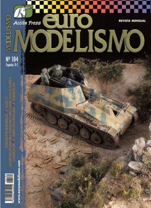 Euro Modelismo 184 - Ref.: ACCI-EM0184