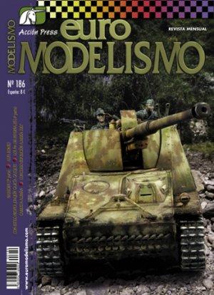 Euro Modelismo 186  (Vista 1)