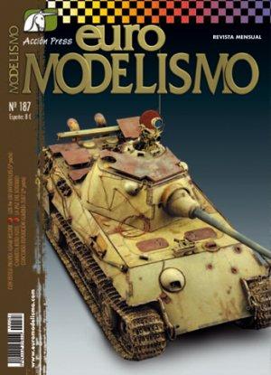 Euro Modelismo 187 - Ref.: ACCI-EM0187