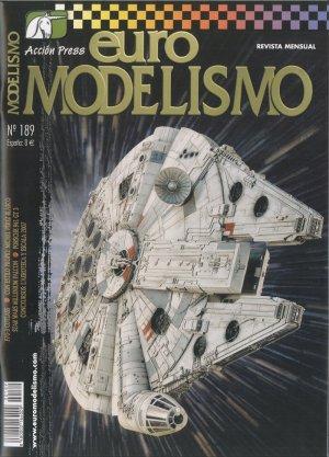 Euro Modelismo 189 - Ref.: ACCI-EM0189