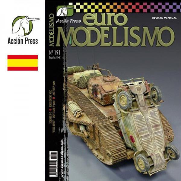 Euro Modelismo 191 - Ref.: ACCI-EM0191