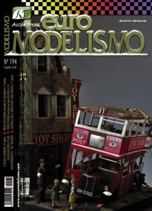 Euro Modelismo 194 - Ref.: ACCI-EM0194