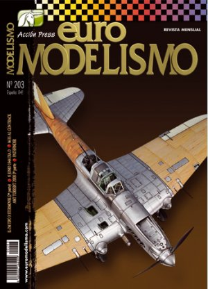 Euro Modelismo 203 - Ref.: ACCI-EM0203