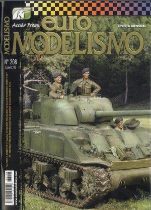 Euro Modelismo 208  (Vista 1)