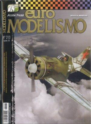 Euro Modelismo 213  (Vista 1)