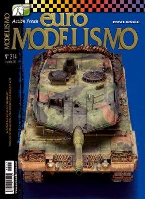 Euro Modelismo 214  (Vista 1)
