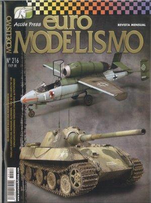 Euro Modelismo 216  (Vista 1)