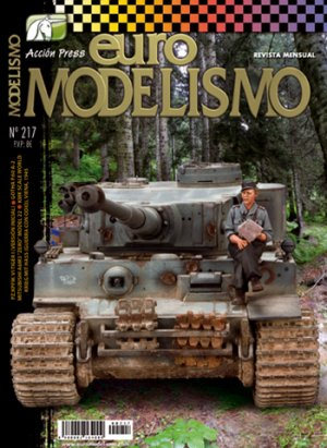 Euro Modelismo 217  (Vista 1)