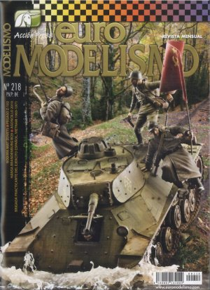 Euro Modelismo 218  (Vista 1)