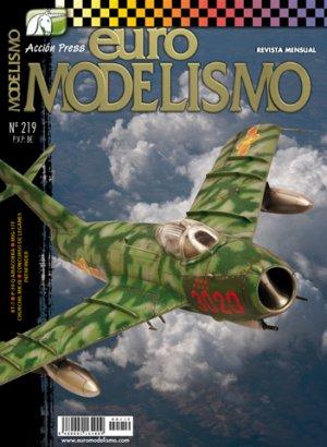 Euro Modelismo 219  (Vista 1)