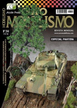 Euro Modelismo 244  (Vista 1)