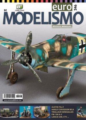 Euro Modelismo 246 - Ref.: ACCI-EM0246