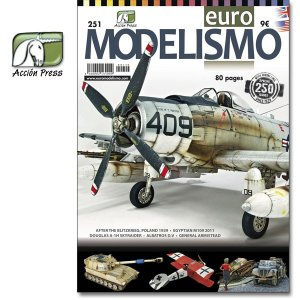 Euro Modelismo 251  (Vista 1)