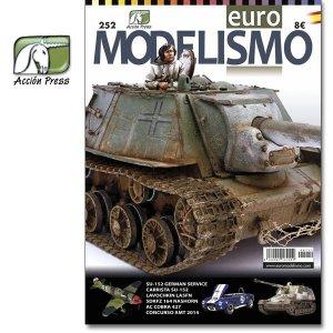 Euro Modelismo 252  (Vista 1)