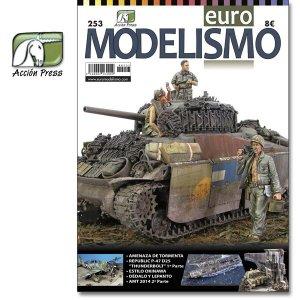 Euro Modelismo 253  (Vista 1)