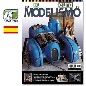 Euro Modelismo 255  (Vista 1)