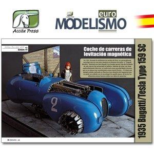 Euro Modelismo 255  (Vista 5)