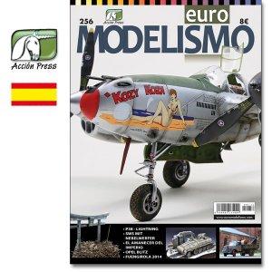 Euro Modelismo 256  (Vista 1)