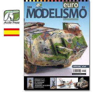 Euro Modelismo 258  (Vista 1)