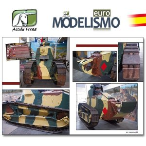 Euro Modelismo 258  (Vista 3)