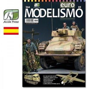 Euro Modelismo 266  (Vista 1)