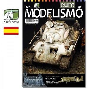 Euro Modelismo 267  (Vista 1)
