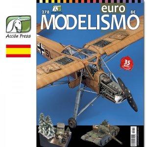 Euromodelismo 278  (Vista 1)