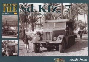 Sd.Kfz. 7 - Ref.: ACCI-HIS004
