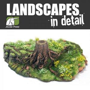 Base con tocón de pino - Ref.: ACCI-LANDS002