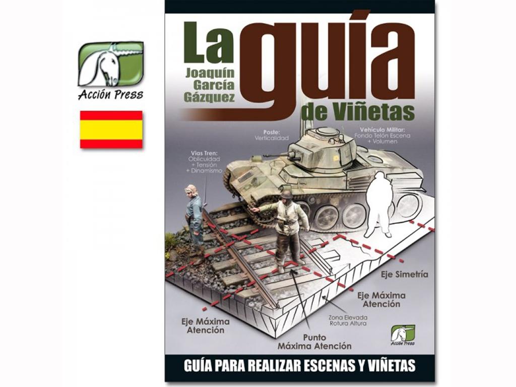 La Guía de Viñetas - Ref.: ACCI-LGVES