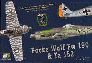 Focke Wulf Fw190 & Ta152  (Vista 1)