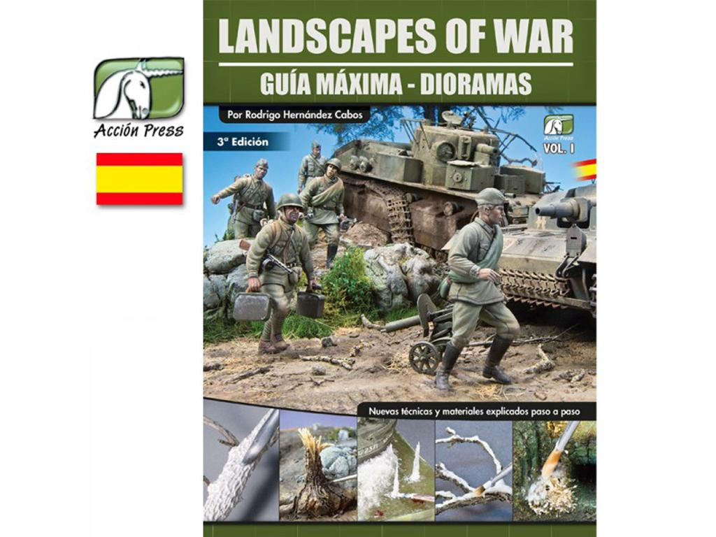 Guia Maxima Dioramas Vol.I  - Ref.: ACCI-LOW01