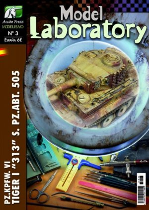 "Model Laboratory 03 Tiger I ""313""   (Vista 1)"