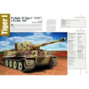 "Model Laboratory 03 Tiger I ""313""   (Vista 2)"
