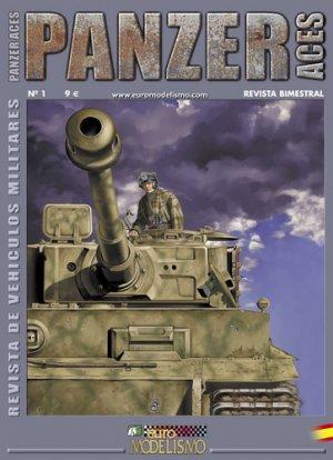 Panzer Aces nº 01 - Ref.: ACCI-PAN001