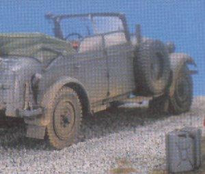 Panzer Aces nº 01  (Vista 3)