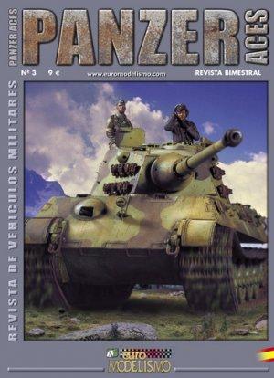 Panzer Aces nº 03  (Vista 1)