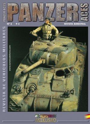 Panzer Aces nº  05  (Vista 1)