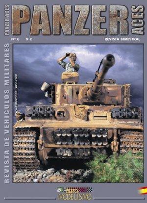 Panzer Aces nº 06  (Vista 1)