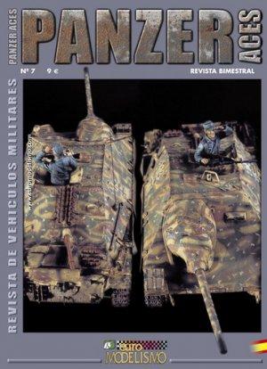 Panzer Aces nº 07 - Ref.: ACCI-PAN007