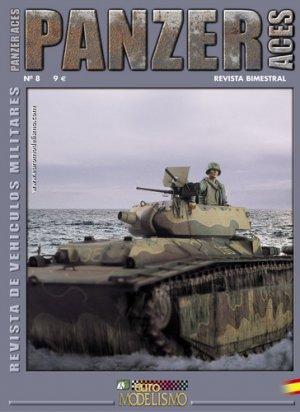 Panzer Aces nº 08 - Ref.: ACCI-PAN008