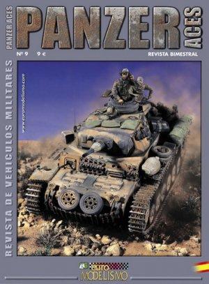 Panzer Aces nº 09  (Vista 1)