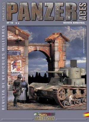 Panzer Aces nº 10 - Ref.: ACCI-PAN010